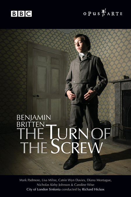 BBC Turn of the Screw DVD cover - picture by professional photojournalist Robert Rathbone